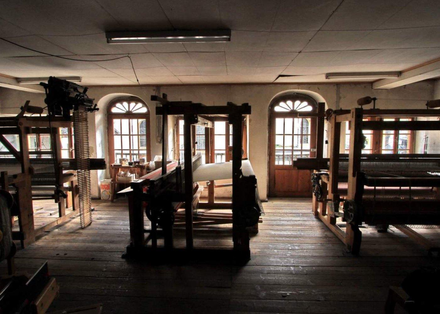 L'atelier de Marie Métrailler