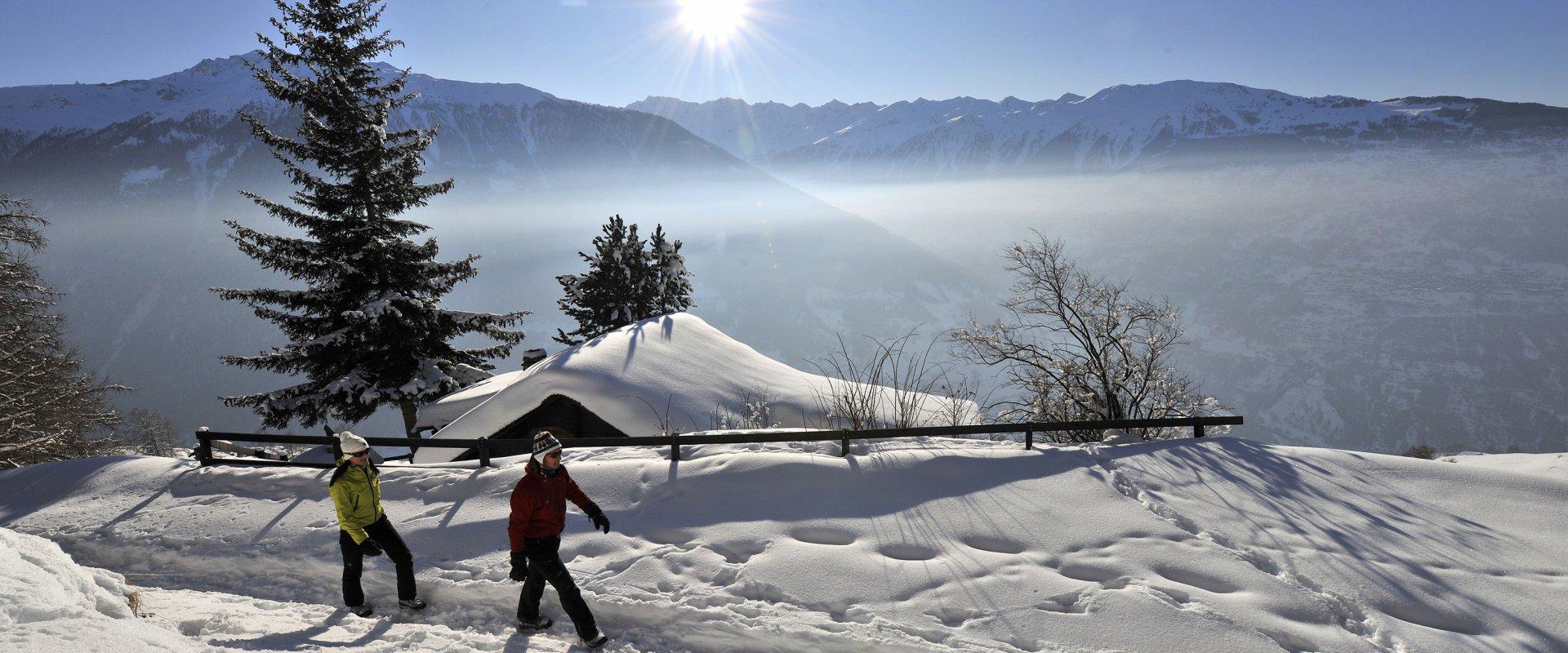 Randonnées hivernales