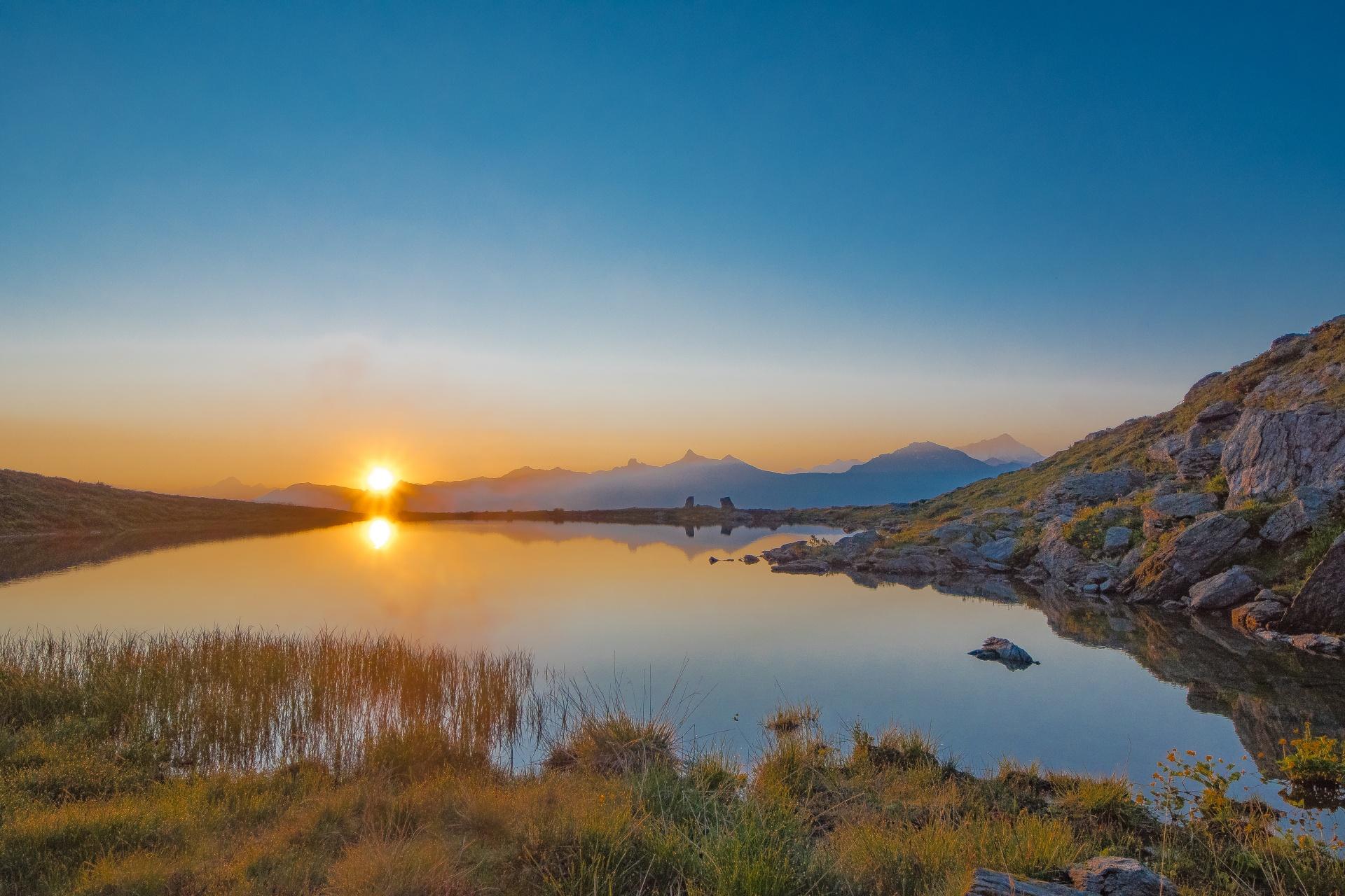 15ème nuit suisse de la randonnée dans le Val d'Hérens