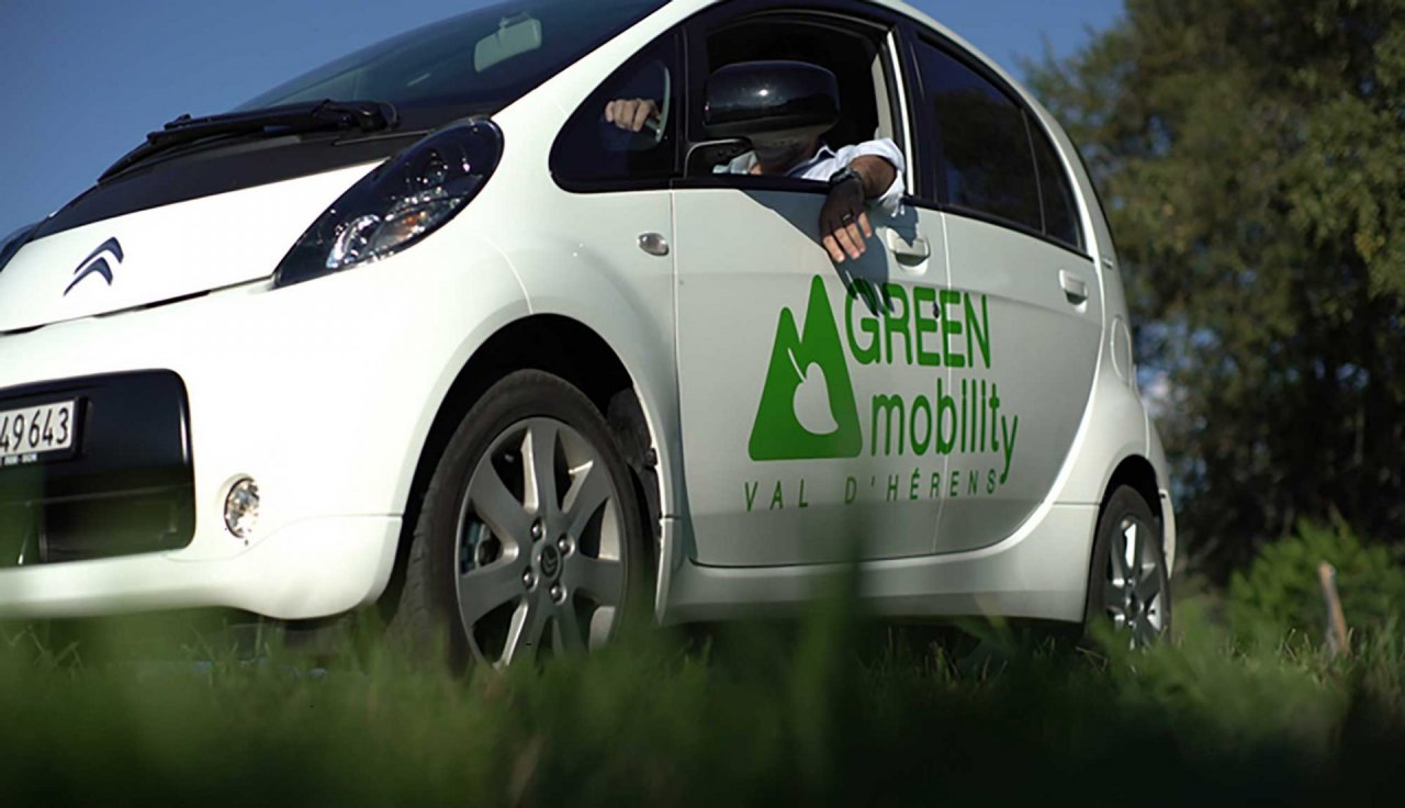 Service Green Mobility