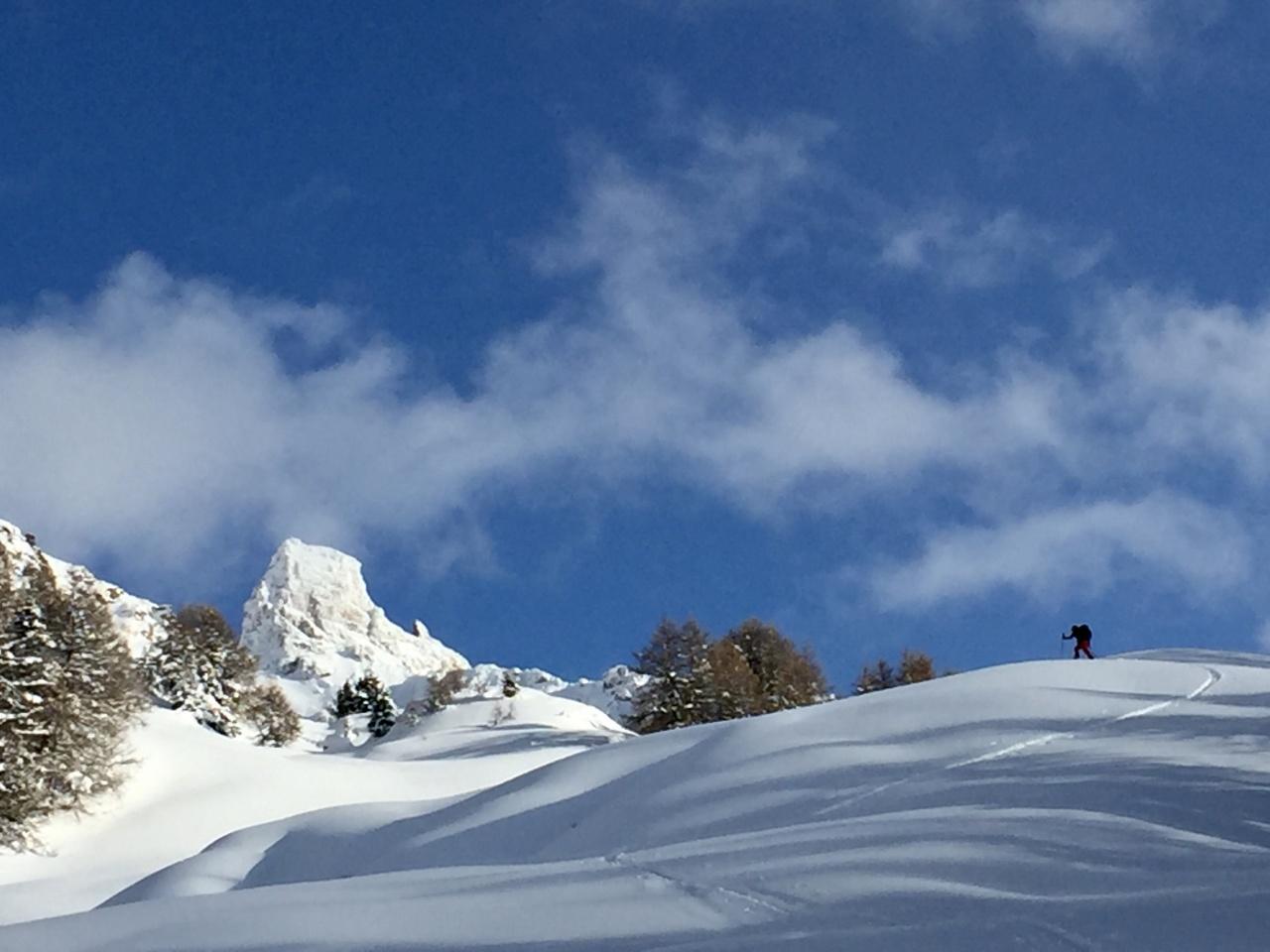 Ski de randonnée - Saint-Martin
