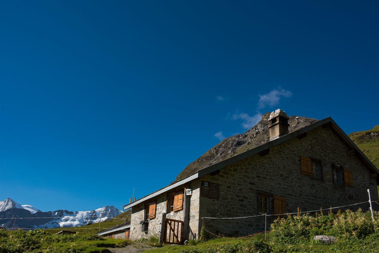 La tournée des cabanes du Val d'Hérens