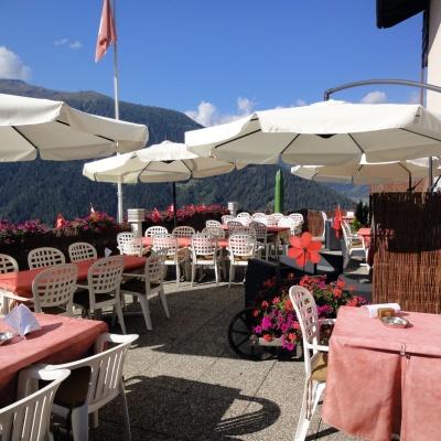 Tea-Room La Promenade St-Martin