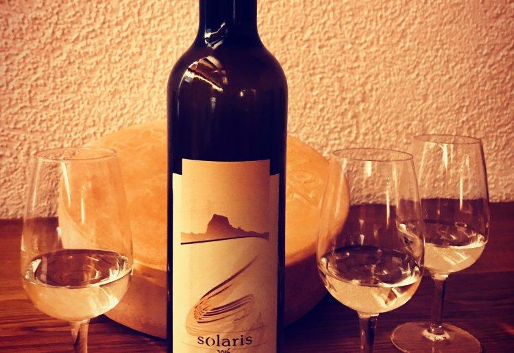 Les vins Solaris et Divico d'Ossona