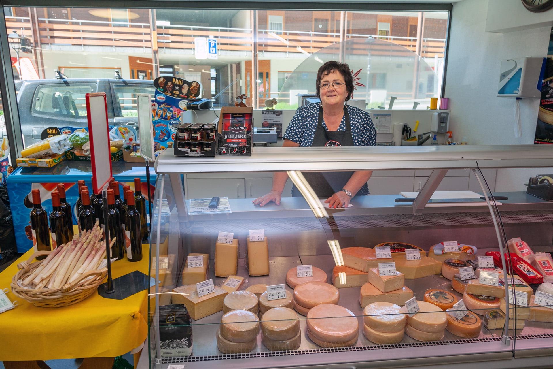 Edelweiss Market St-Martin